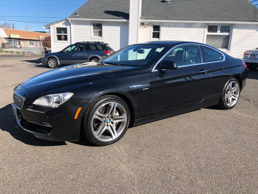 Used 2012 BMW 6 Series in Milford, Connecticut | Chip's Auto Sales Inc. Milford, Connecticut