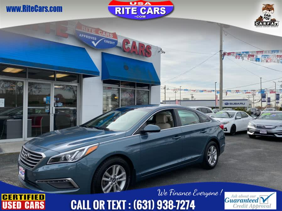 Used 2015 Hyundai Sonata in Lindenhurst, New York | Rite Cars, Inc. Lindenhurst, New York