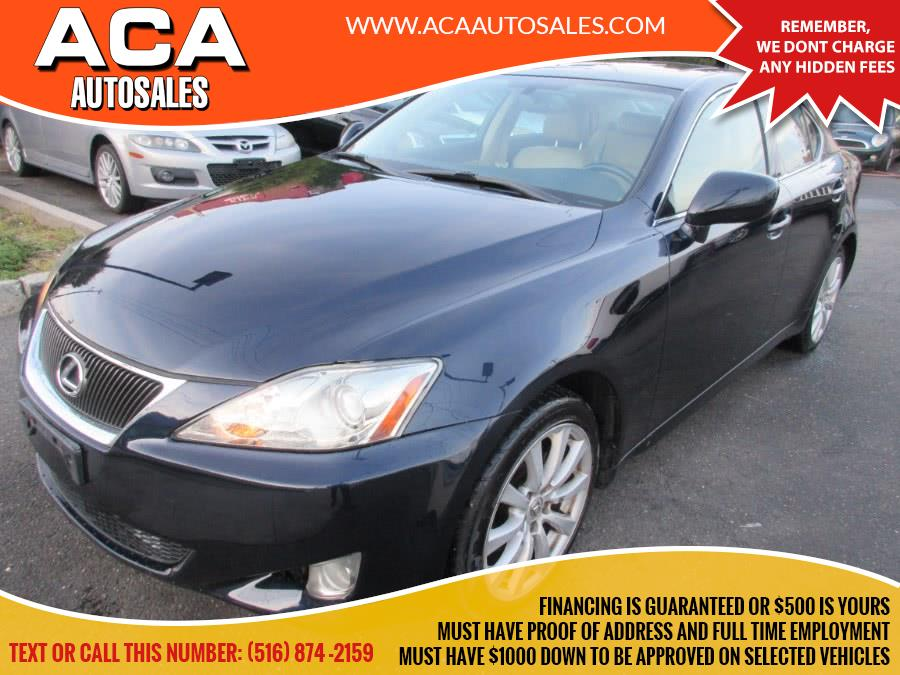 Used 2006 Lexus IS 250 in Lynbrook, New York | ACA Auto Sales. Lynbrook, New York