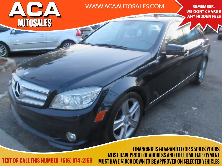 Used 2010 Mercedes-Benz C-Class in Lynbrook, New York | ACA Auto Sales. Lynbrook, New York