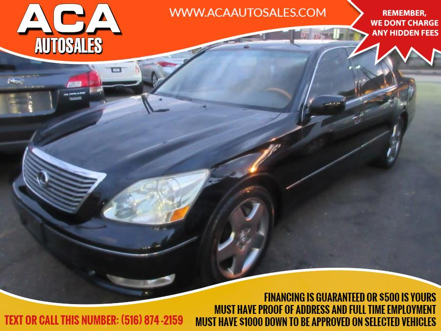 Used 2006 Lexus LS 430 in Lynbrook, New York | ACA Auto Sales. Lynbrook, New York