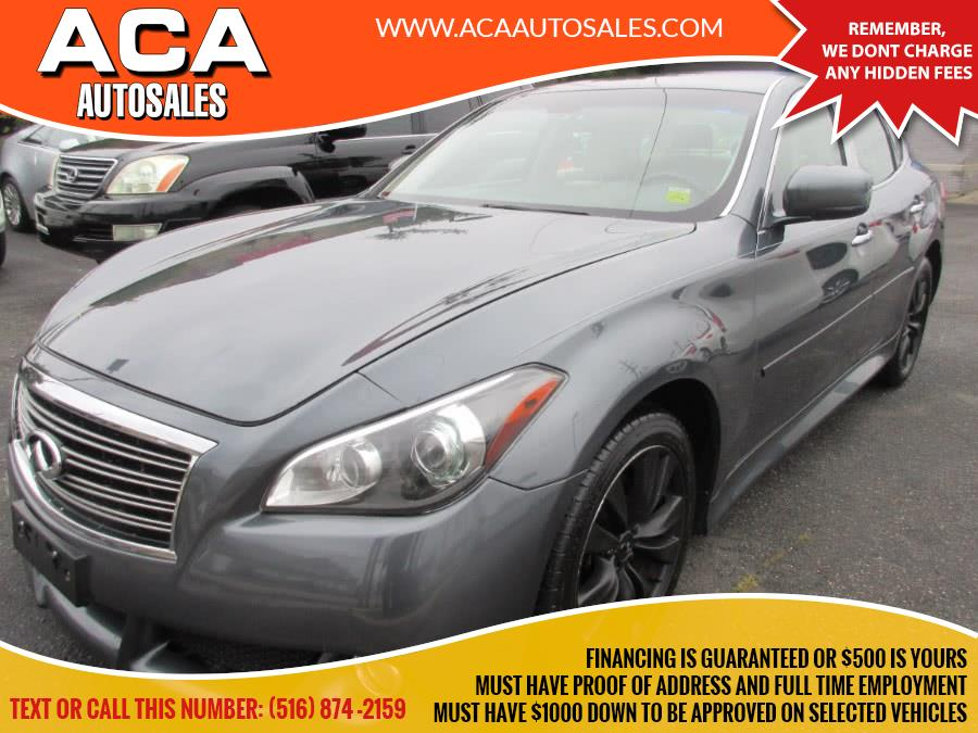 Used 2011 INFINITI M56X in Lynbrook, New York | ACA Auto Sales. Lynbrook, New York