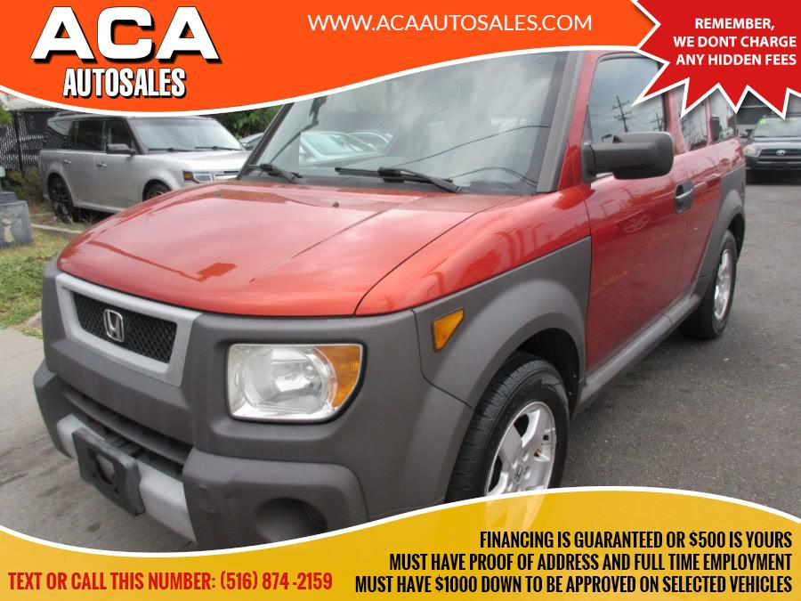 Used 2005 Honda Element in Lynbrook, New York | ACA Auto Sales. Lynbrook, New York