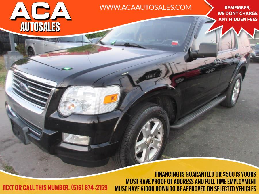 Used 2010 Ford Explorer in Lynbrook, New York | ACA Auto Sales. Lynbrook, New York