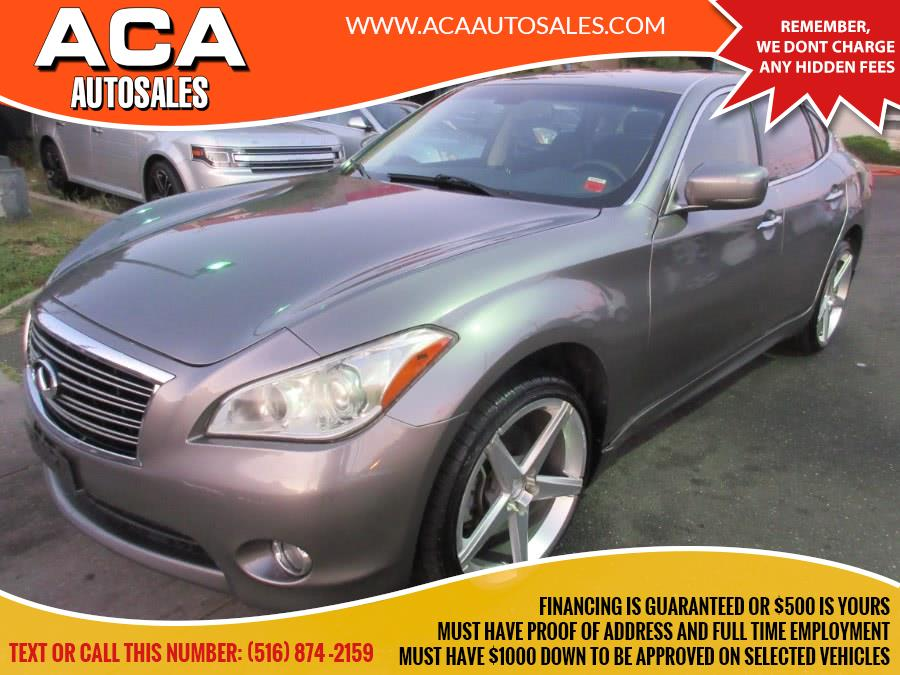 Used 2011 Infiniti M37 in Lynbrook, New York | ACA Auto Sales. Lynbrook, New York