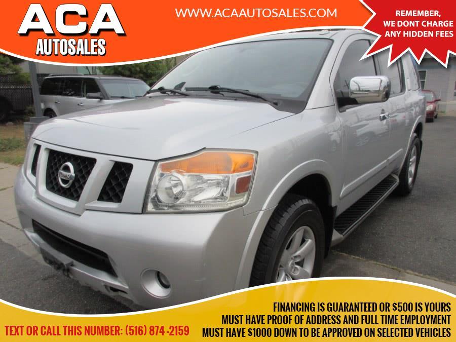 Used 2010 Nissan Armada in Lynbrook, New York | ACA Auto Sales. Lynbrook, New York