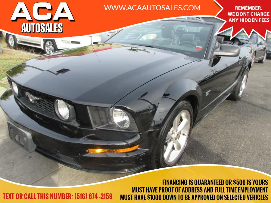 Used 2007 Ford Mustang in Lynbrook, New York | ACA Auto Sales. Lynbrook, New York