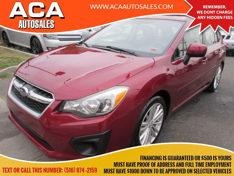 Used 2013 Subaru Impreza Wagon in Lynbrook, New York | ACA Auto Sales. Lynbrook, New York