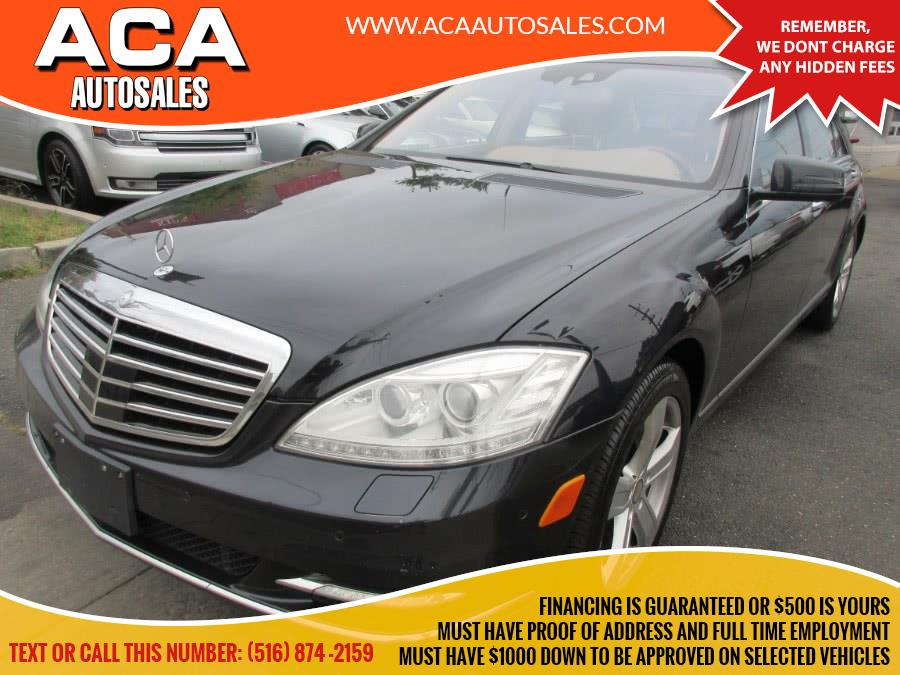 Used 2010 Mercedes-Benz S-Class in Lynbrook, New York | ACA Auto Sales. Lynbrook, New York