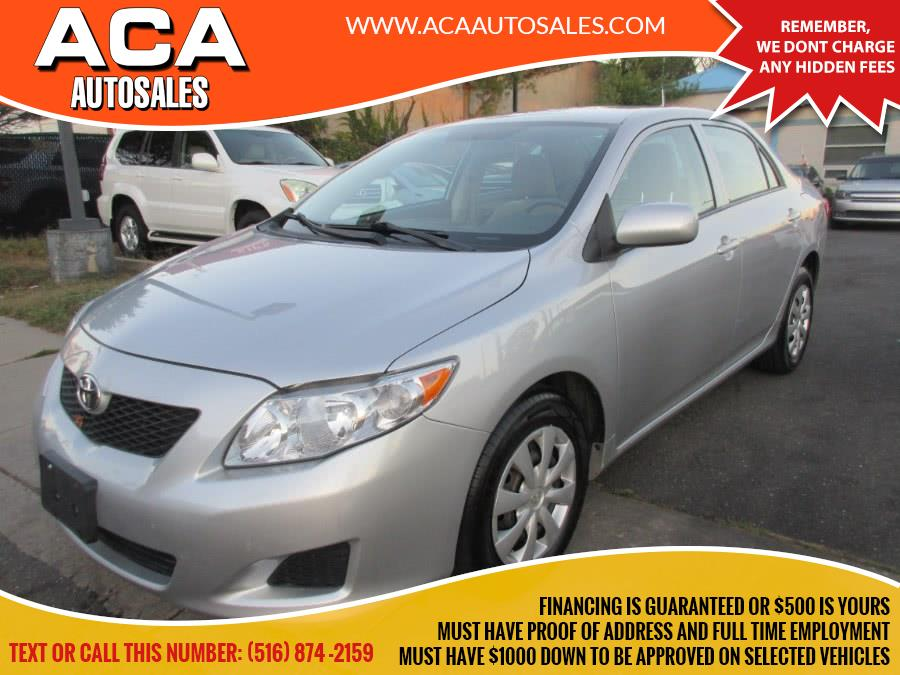 Used 2010 Toyota Corolla in Lynbrook, New York | ACA Auto Sales. Lynbrook, New York