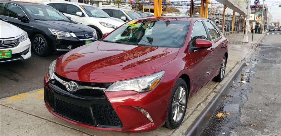Used 2016 Toyota Camry in Jamaica, New York | Sylhet Motors Inc.. Jamaica, New York