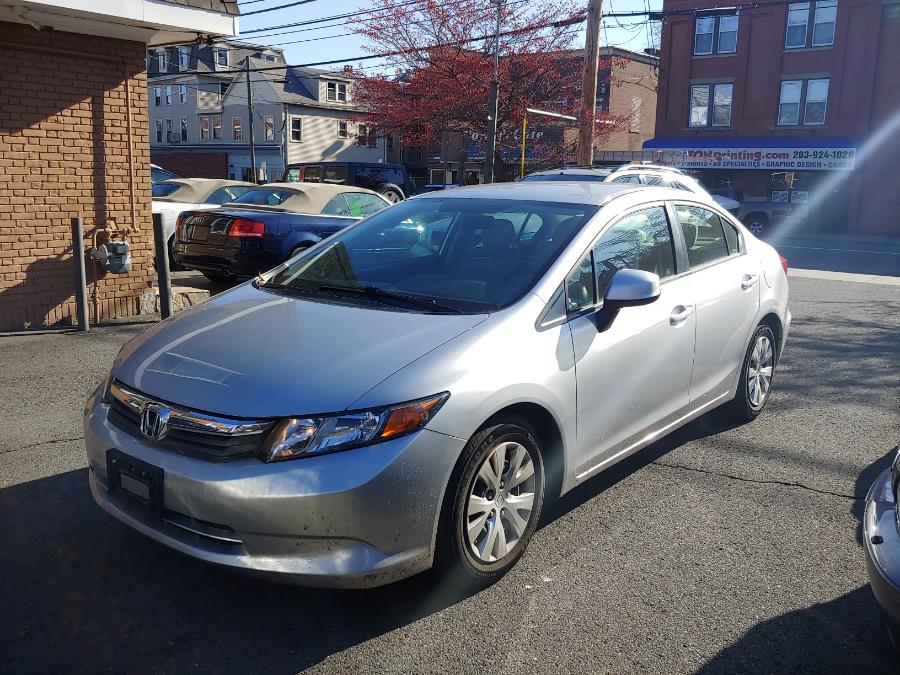 Used 2012 Honda Civic Sdn in Shelton, Connecticut | Center Motorsports LLC. Shelton, Connecticut