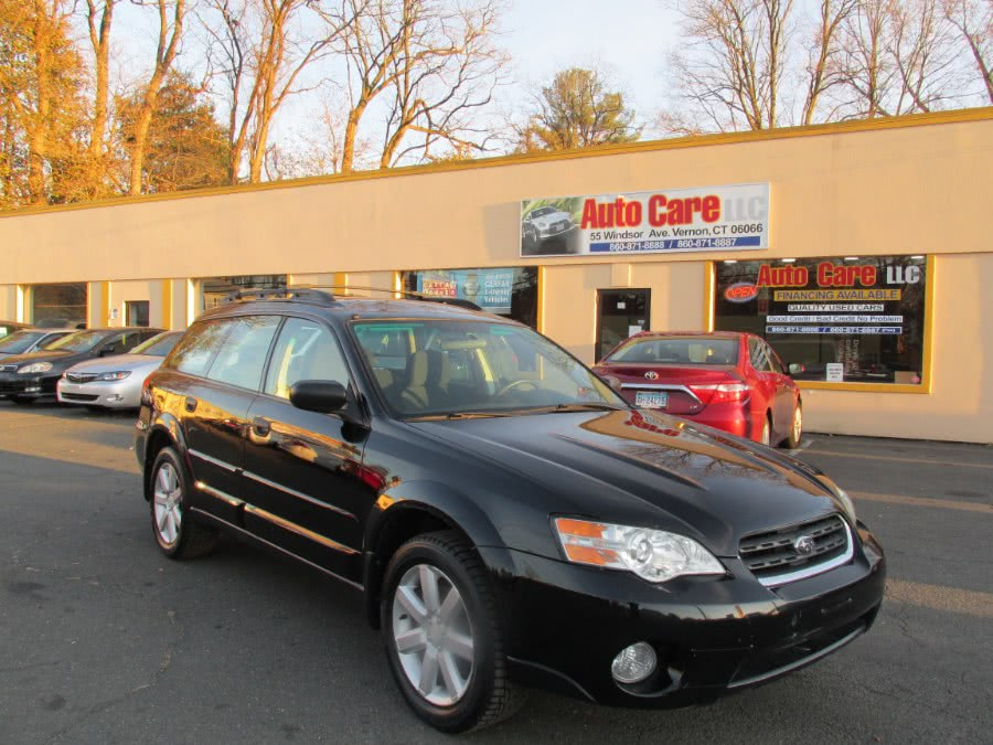 Used Subaru Legacy Wagon 4dr H4 MT Outback 2007 | Auto Care Motors. Vernon , Connecticut