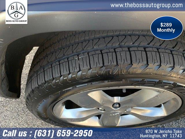 Used Jeep Grand Cherokee 4WD 4dr Overland 2012 | The Boss Auto Group . Huntington, New York