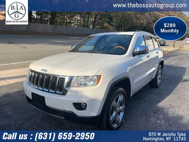Used 2012 Jeep Grand Cherokee in Huntington, New York | The Boss Auto Group . Huntington, New York
