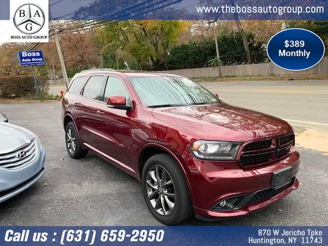 Used 2017 Dodge Durango in Huntington, New York | The Boss Auto Group . Huntington, New York