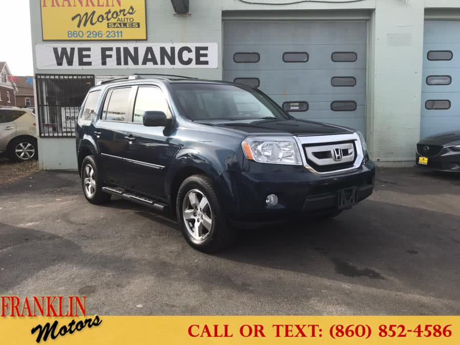 Used 2010 Honda Pilot in Hartford, Connecticut | Franklin Motors Auto Sales LLC. Hartford, Connecticut