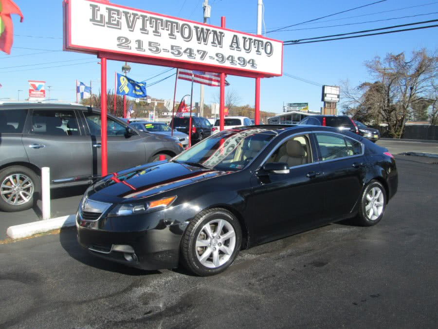 Used 2012 Acura TL in Levittown, Pennsylvania | Levittown Auto. Levittown, Pennsylvania