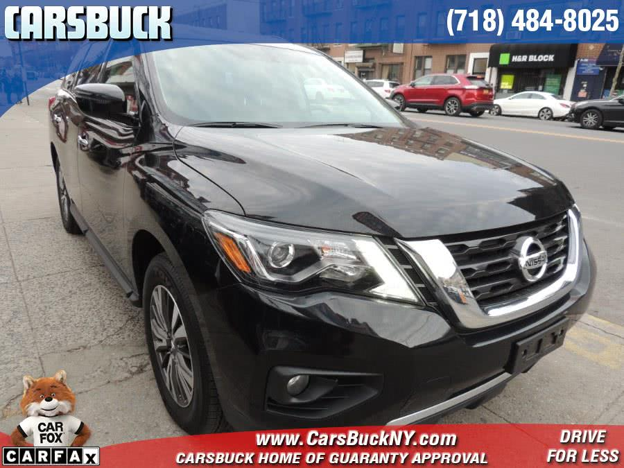 Used 2017 Nissan Pathfinder in Brooklyn, New York | Carsbuck Inc.. Brooklyn, New York