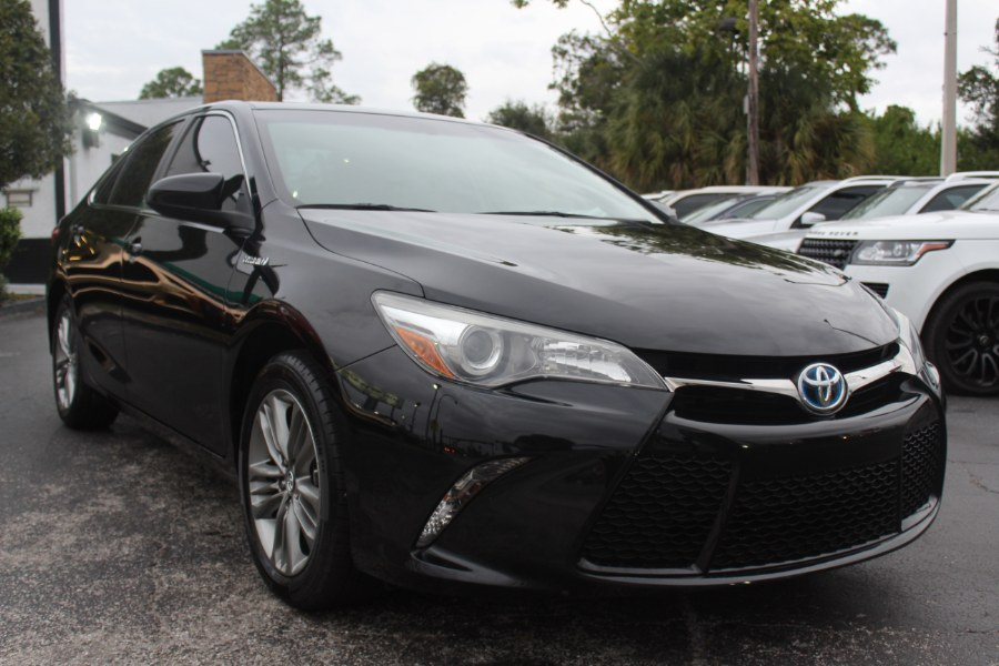2016 Toyota Camry Hybrid SE 4dr Sdn Auto, available for sale in Orlando, Florida | Mint Auto Sales. Orlando, Florida