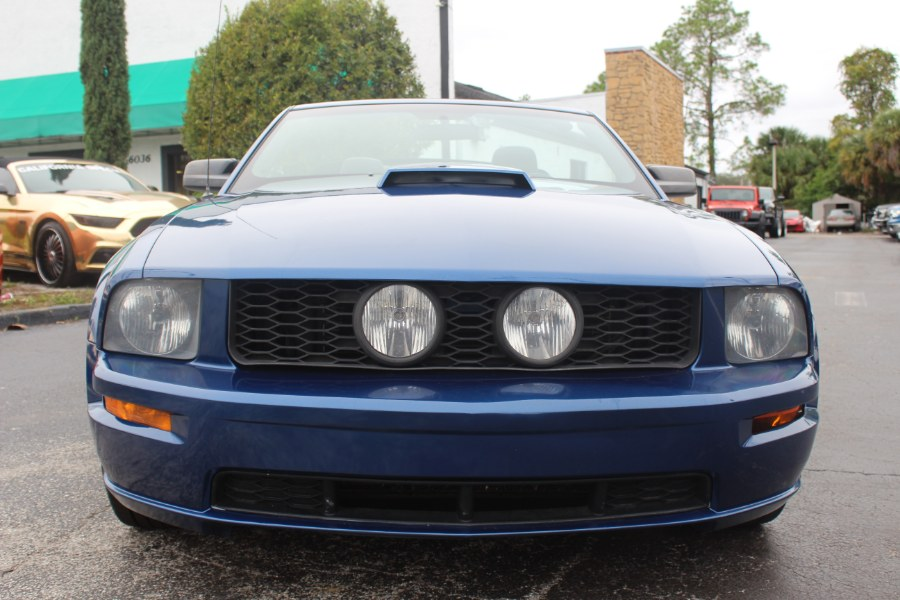 2006 Ford Mustang GT 2dr Conv Manual, available for sale in Orlando, Florida   Mint Auto Sales. Orlando, Florida