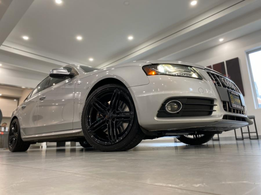 2012 Audi S4 4dr Sdn Man Premium Plus, available for sale in Franklin Square, New York | Luxury Motor Club. Franklin Square, New York