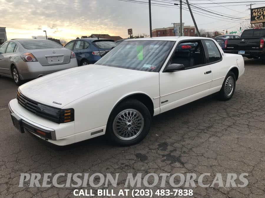 Used Oldsmobile Toronado 2dr Coupe Trofeo 1988 | Precision Motor Cars LLC. Branford, Connecticut