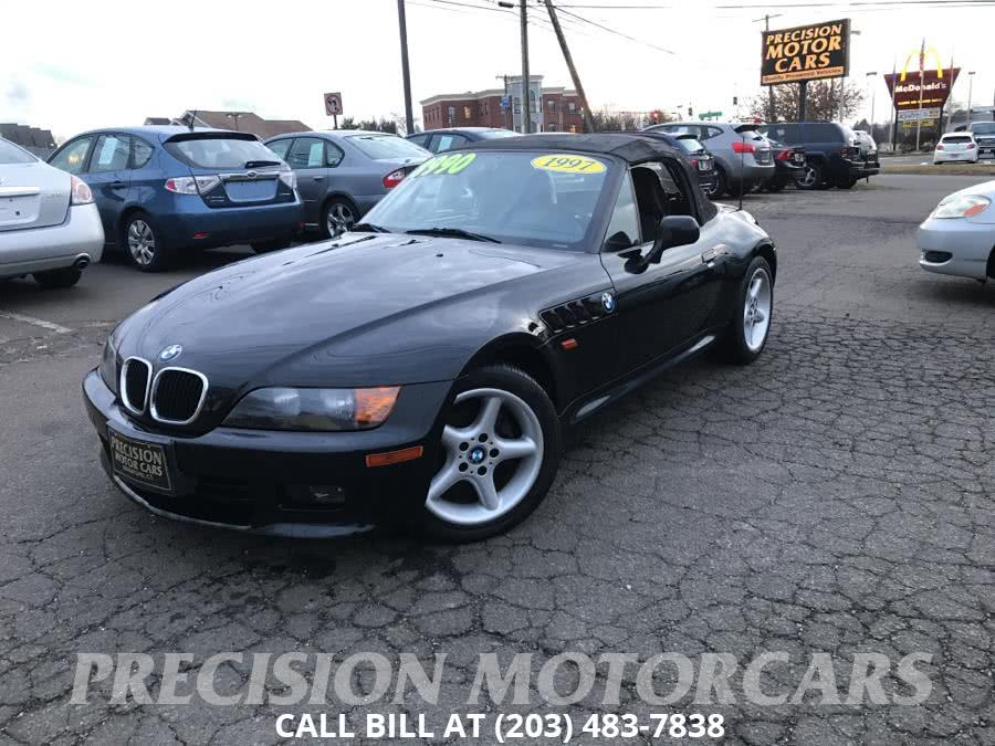 Used BMW 3 Series Z3 2dr Roadster 2.8L 1997 | Precision Motor Cars LLC. Branford, Connecticut