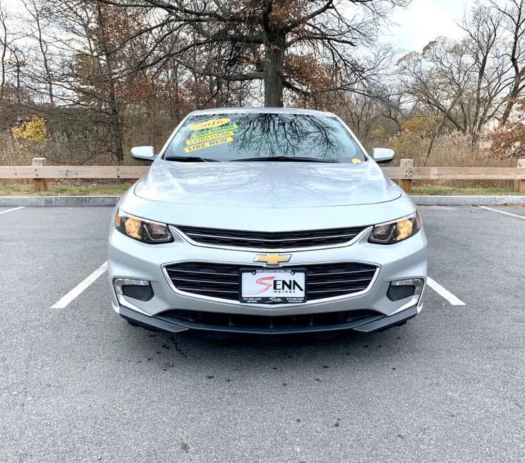 Used 2016 Chevrolet Malibu in Revere, Massachusetts   Sena Motors Inc. Revere, Massachusetts