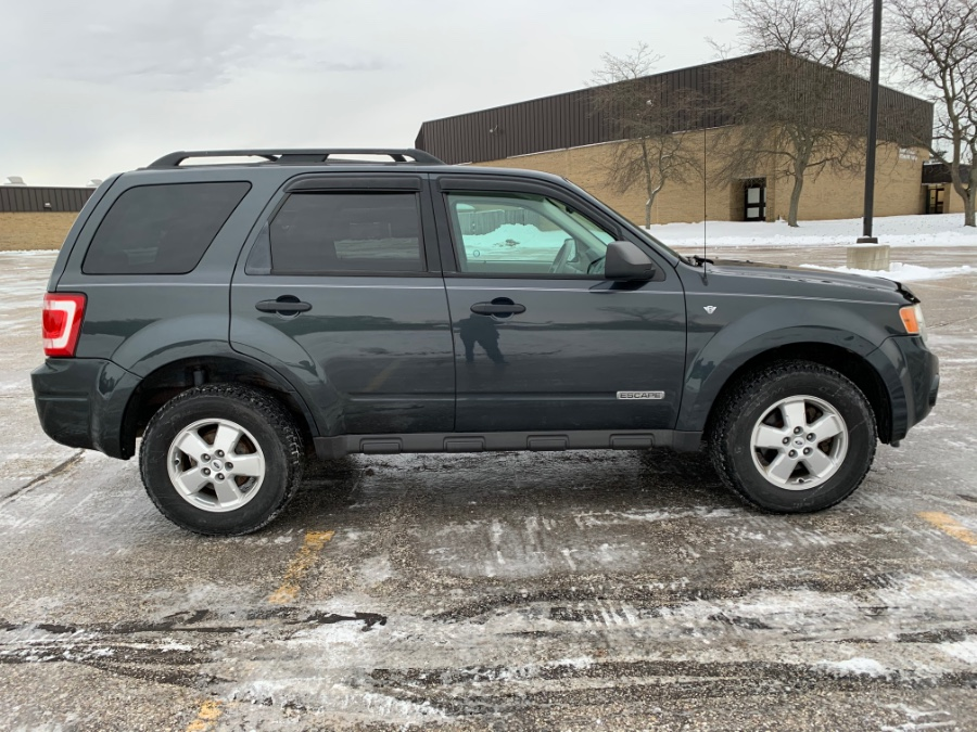 2008 Ford Escape 4WD 4dr V6 Auto XLT, available for sale in Ortonville, Michigan | Marsh Auto Sales LLC. Ortonville, Michigan