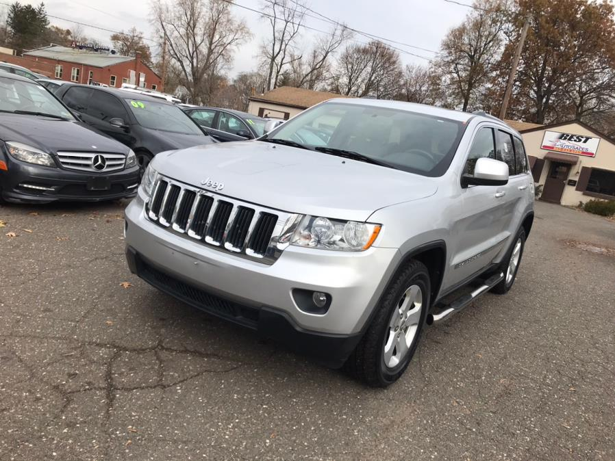 2011 Jeep Grand Cherokee 4WD 4dr Laredo, available for sale in Manchester, Connecticut | Best Auto Sales LLC. Manchester, Connecticut