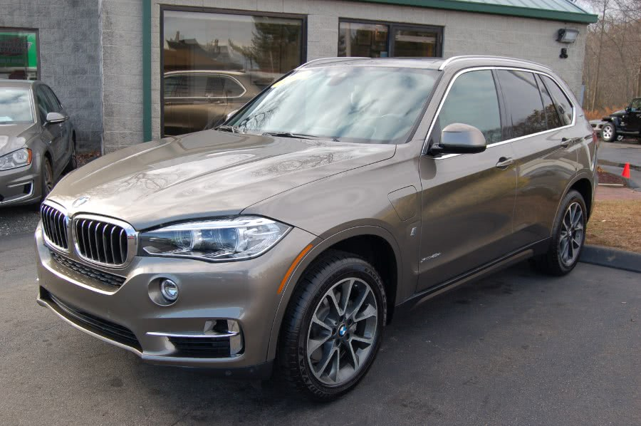 Used BMW X5 xDrive40e iPerformance Sports Activity Vehicle 2017 | M&N`s Autohouse. Old Saybrook, Connecticut
