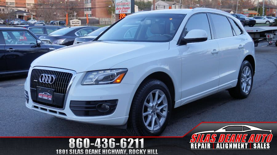 Used 2009 Audi Q5 in Rocky Hill , Connecticut | Silas Deane Auto LLC. Rocky Hill , Connecticut
