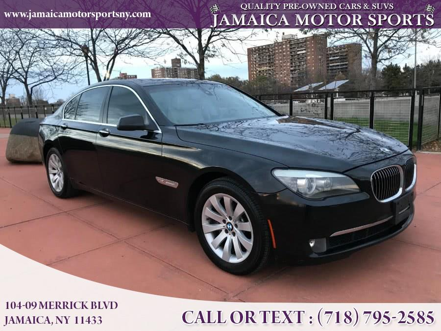 Used 2010 BMW 7 Series in Jamaica, New York | Jamaica Motor Sports . Jamaica, New York