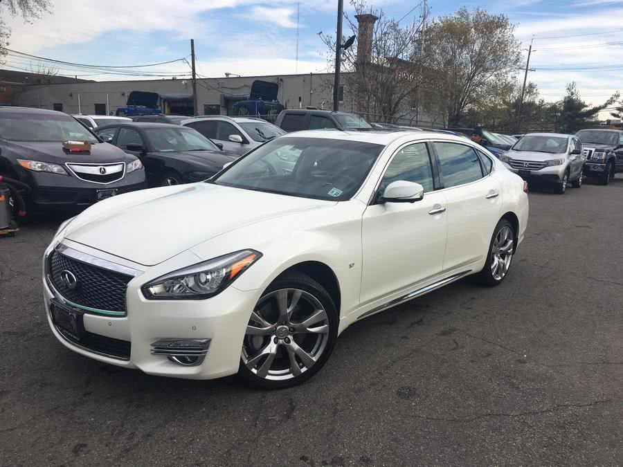 Used 2016 INFINITI Q70L in Hillside, New Jersey | M Sport Motor Car. Hillside, New Jersey
