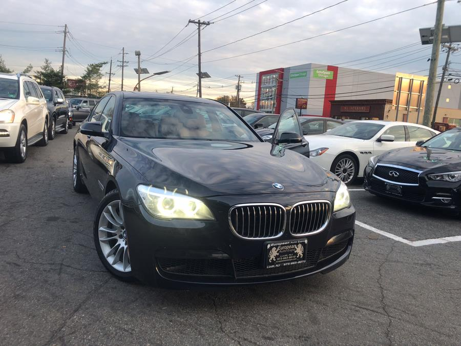 2014 BMW 7 Series 4dr Sdn 750i xDrive AWD, available for sale in Lodi, New Jersey | European Auto Expo. Lodi, New Jersey