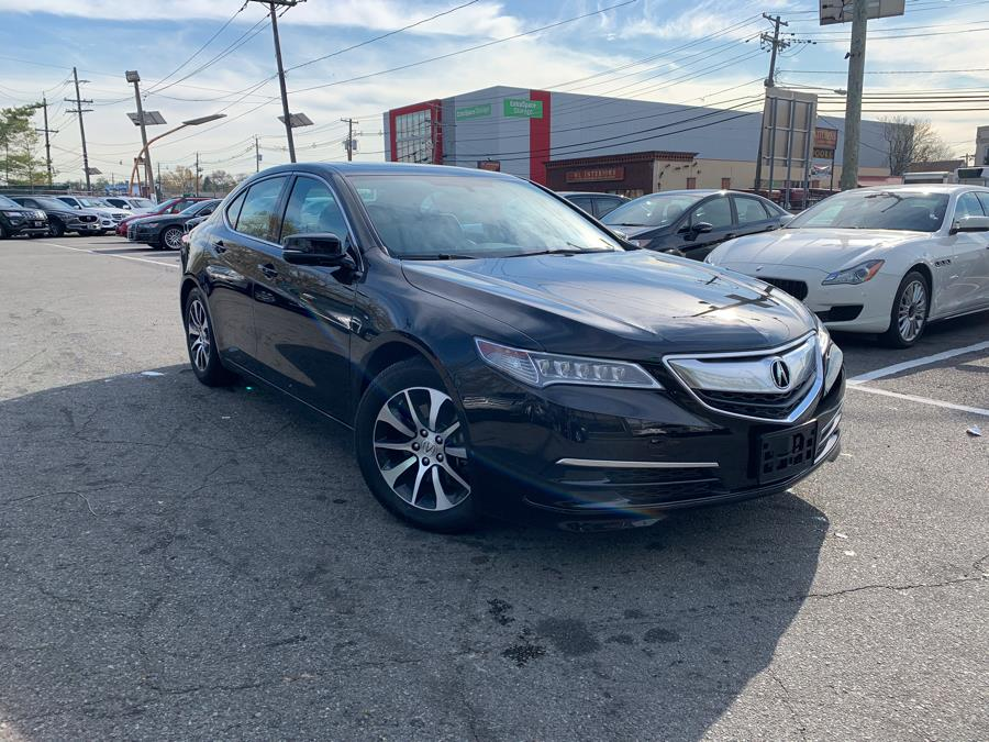 2016 Acura TLX 4dr Sdn FWD, available for sale in Lodi, New Jersey | European Auto Expo. Lodi, New Jersey