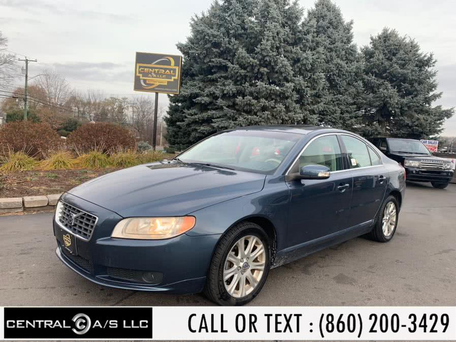 Used Volvo S80 4dr Sdn I6 FWD 2009 | Central A/S LLC. East Windsor, Connecticut