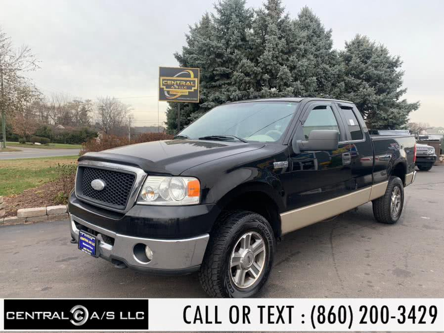 Used Ford F-150 4WD Supercab 133