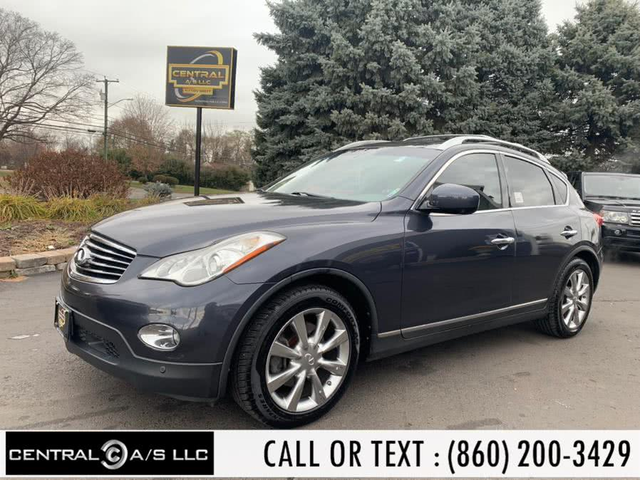Used Infiniti EX35 AWD 4dr Journey 2008 | Central A/S LLC. East Windsor, Connecticut