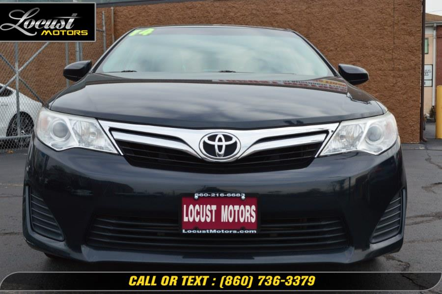 2014 Toyota Camry 4dr Sdn I4 Auto LE (Natl) *Ltd Avail*, available for sale in Hartford, Connecticut | Locust Motors LLC. Hartford, Connecticut