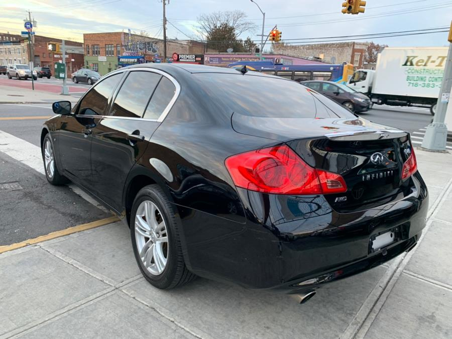 2015 INFINITI Q40 4dr Sdn AWD, available for sale in Brooklyn, NY