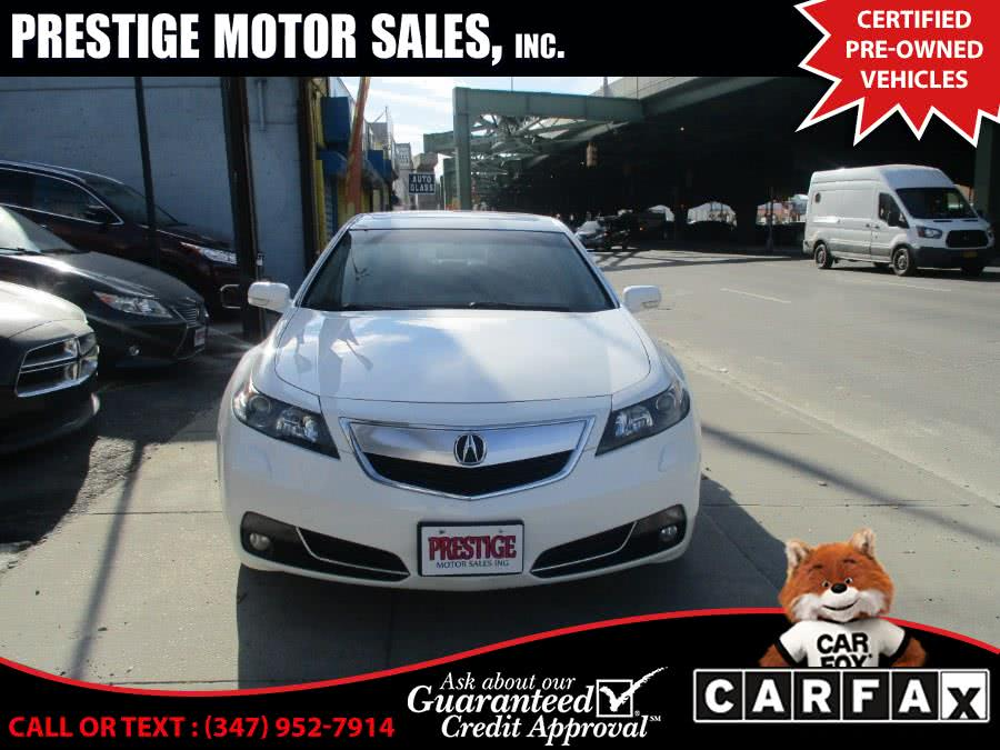 Used 2013 Acura TL in Brooklyn, New York | Prestige Motor Sales Inc. Brooklyn, New York