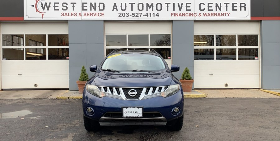 Used Nissan Murano AWD LE 2009 | West End Automotive Center. Waterbury, Connecticut