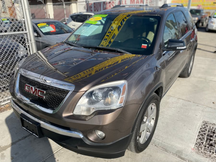 Used 2011 GMC Acadia in Middle Village, New York | Middle Village Motors . Middle Village, New York