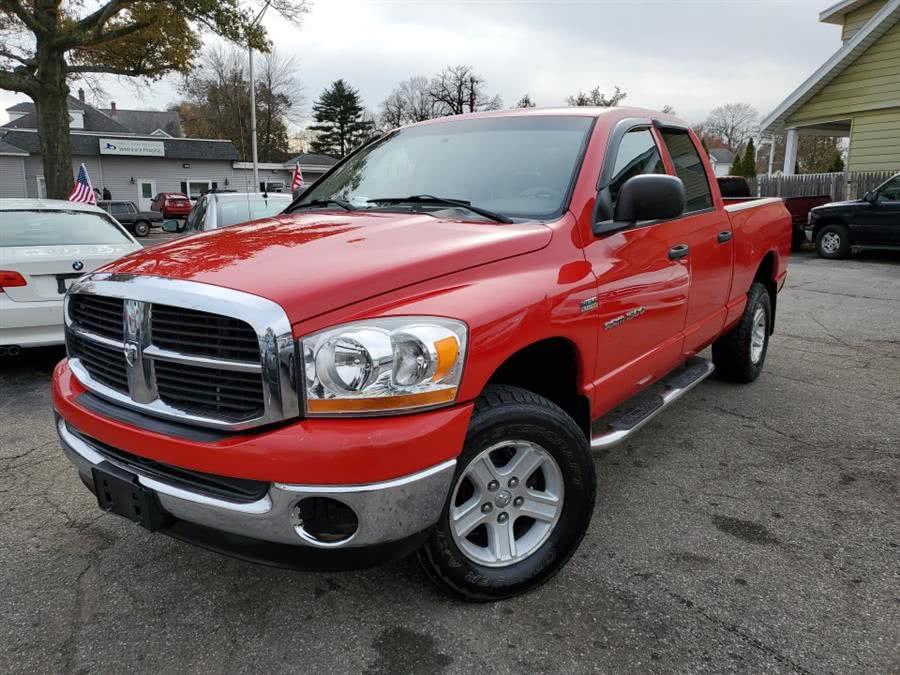 Used 2006 Dodge Ram 1500 in Springfield, Massachusetts | Absolute Motors Inc. Springfield, Massachusetts