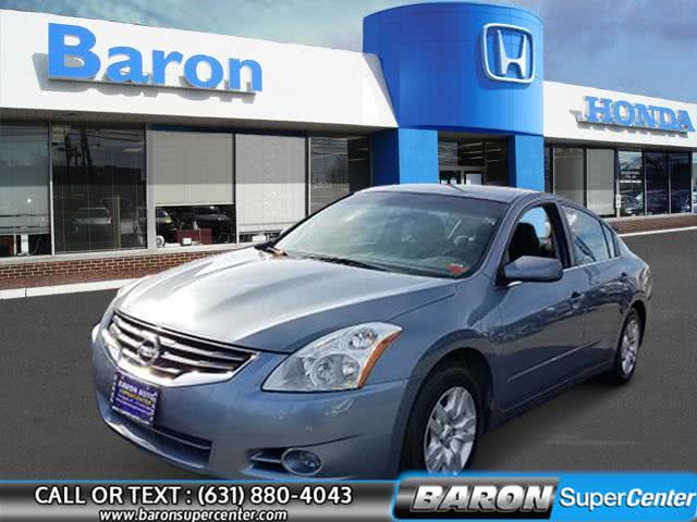 Used 2012 Nissan Altima in Patchogue, New York | Baron Supercenter. Patchogue, New York