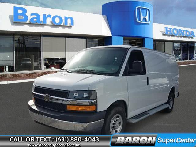 Used 2018 Chevrolet Express Cargo Van in Patchogue, New York | Baron Supercenter. Patchogue, New York