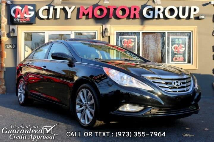 Used 2012 Hyundai Sonata in Haskell, New Jersey | City Motor Group Inc.. Haskell, New Jersey