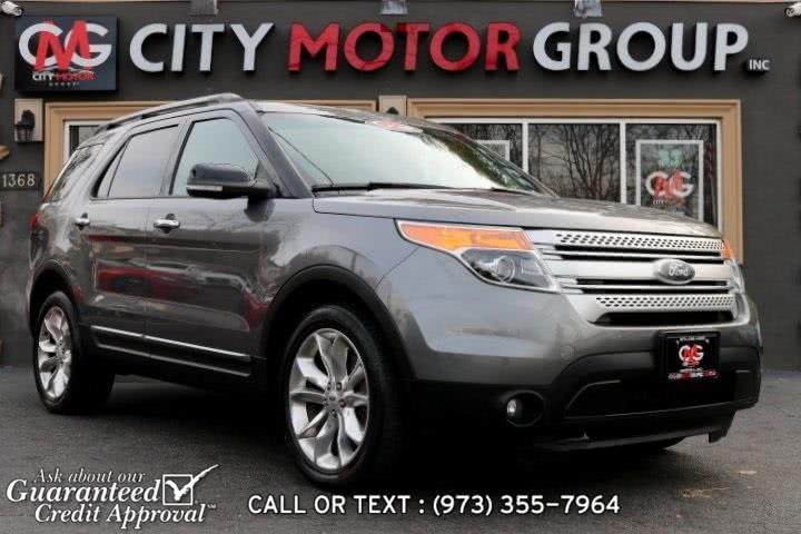 Used 2013 Ford Explorer in Haskell, New Jersey | City Motor Group Inc.. Haskell, New Jersey